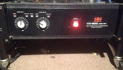 Hh Electronic Vx-900 Rarissimo High Performance Professional Power Amplifier