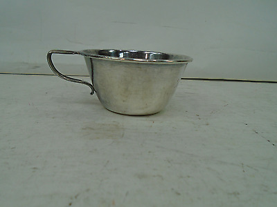 Sterling Silver Christening Baby Childs Cup