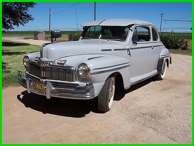 1948 Mercury Other  1948 Mercury Coupe RESTORED Used Manual RWD Coupe 22,777 Miles