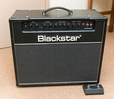 Blackstar Ht40 With Cover