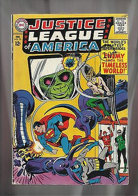 DC Justice League of America #33, F (6.0) Silver Age