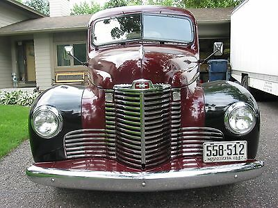 1947 International Harvester Other  1947 International Harvester KB-2 (Nebraska Truck)