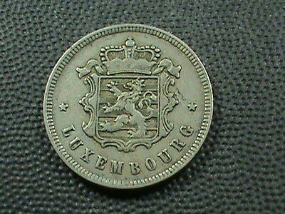 LUXEMBOURG    25  centimes    1927