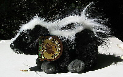 Punk The Talking Skunk Plush Ranger Gus And His Forest Friends