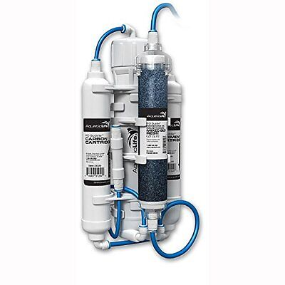 Aquatic Life RO Buddie Four Stage Reverse Osmosis System w/ Cartridge - NEW