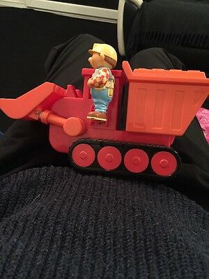 ** Iq Builders Bob The Builder Learning Toy **