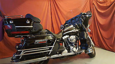 Harley-Davidson: Touring 2003 Harley Davidson - 100th Anniversary FLHTCUI HD Touring Electra Glide Ultra