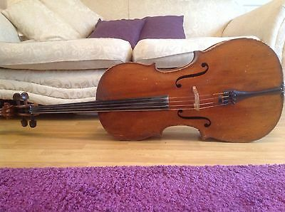 Professional Cello Worth £8000 Seeks New Owner Stunning In Need Of Tlc