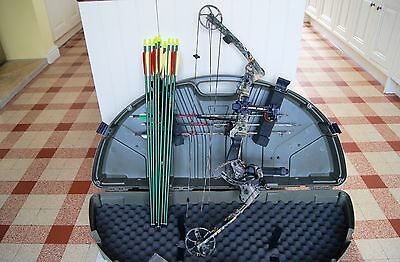 Compound Hunting Bow Parker Phoenix 34 right handed