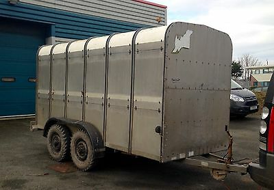 Ifor Williams Livestock / Cattle / Sheep Trailer