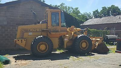 Case 621B Wheel Loader 1 Owner 4 NEW TIRES 4200 Hours NY