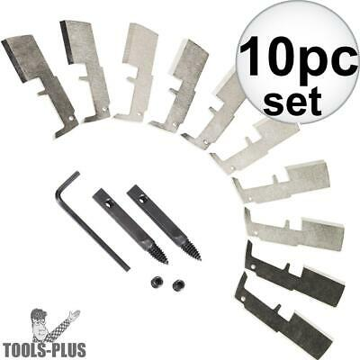 "10pc 2-9/16"" Switchblade Replacement Blade Milwaukee 48-25-5350 New"