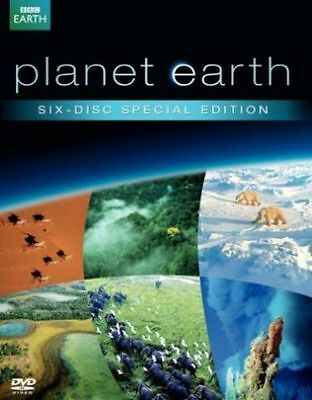 Planet Earth - The Complete Collection (DVD, 2011,6-Disc Set,Special Edition)