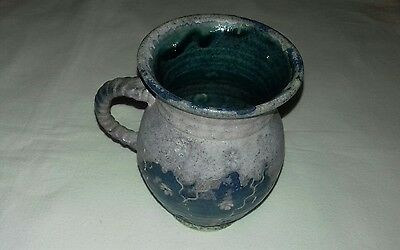 Michael Kennedy Handled Mug Irish Studio Art Pottery Sligo No Chips