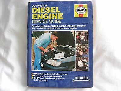 Haynes Diesel Engine Service guide