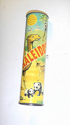 Vintage Tin Kaleidoscope in Excellent Condition