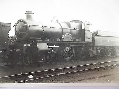 Rail Photos(2)  - Gwr 3814 County Of Chester County Class 4-4-0