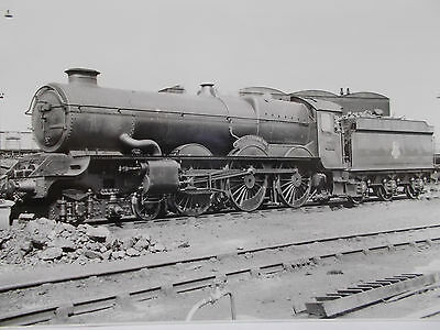 RAIL PHOTOS(3) GWR 6022 KING CLASS 4-6-0  King Edward III at Old Oak Common