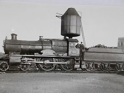 "Rail Photo -Gwr 3801 4-4-0 County Class ""County Carlow"""