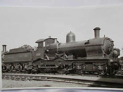 "Rail Photo-Gwr 3282 Duke Class 4-4-0 ""Chepstow Castle"" (Name Removed 1930)"