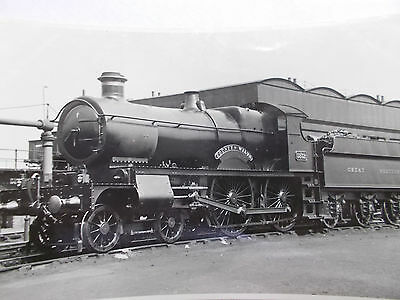 Rail Photo - Gwr 3832 (3475)  4-4-0 County Of Wilts  County Class