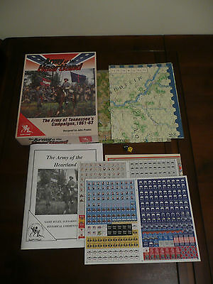 Army of the Heartland - Clash of Arms - Unpunched