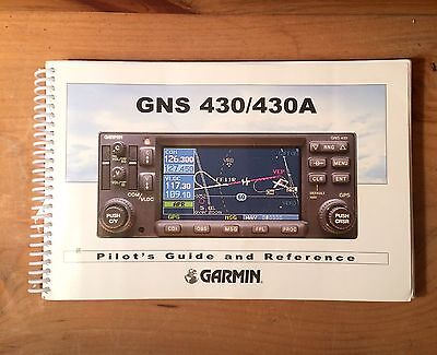 Garmin GNS 430 Pilot's Guide and Reference