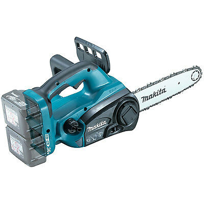 18 Volt X2 36v LXT Lithium-Ion Cordless Chainsaw Tool Only OB Makita XCU02Z