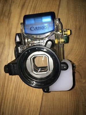 Under Water Camera Housing Canon WP-DC15 Fits Powershot SD850