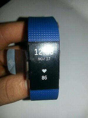 Fitbit Charge 2 Heart Rate and Fitness Wristband size L