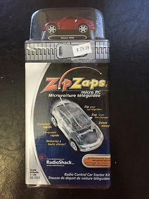 Zip Zaps Nissan 350Z Red Nib New