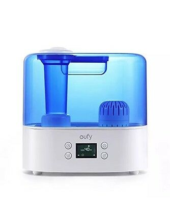 Eufy Humos Air Aromatherapy 1.1, Ultrasonic Cool Mist Humidifier with Auto 1.1 /