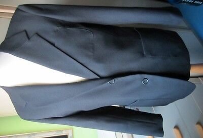 Boys school blazer black BHS size 37""