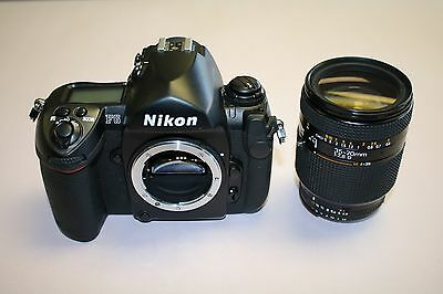 Nikon F6 35mm SLR Film Camera W/35-70 F2.8D AF lens