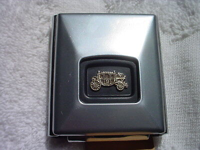Nos Gm 66-67 Deluxe Seat Belt Buckle Mint Rcf-65
