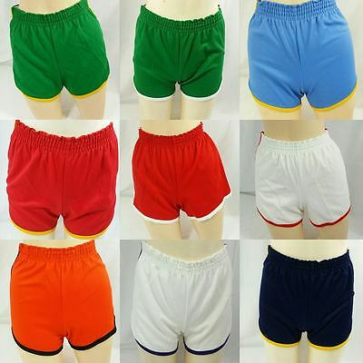 Vintage Gym Shorts 1980's Russell Athletic Basketball Deadstock Made In The USA