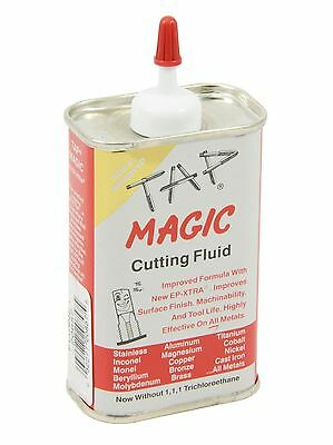 Forney 20857 Tap Magic Industrial Pro Cutting Fluid 4 oz 4-Ounces