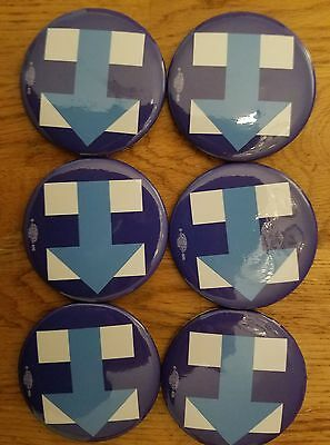 3 inch Offical Hillary Clinton Button