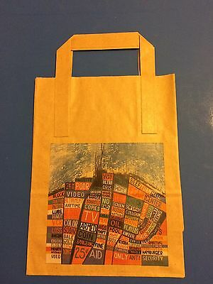 RADIOHEAD Hail To The Thief - Promo Paper Bag UNUSED! Lovely Condition! 2003