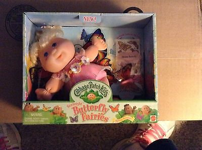 New in Box Cabbage Patch Kids - Chelsea Butterfly