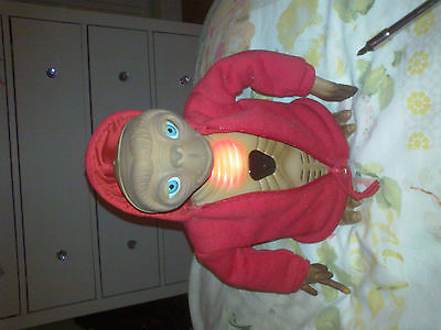 tiger electronics E.T interactive toy
