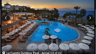 Marriott Playa Adaluza 2 Bed 2 Bathroom (27th May to 3rd June 2017)