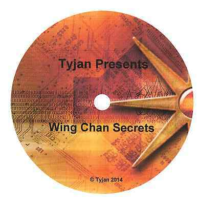 Wing Chun Secrets Martial Arts 'Best of'-and the most Powerful Part Kung Fu DVD