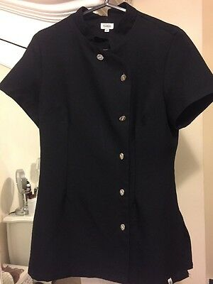 SHB Beauty/hair tunic salon uniform workwear X3 Tunics Size 8