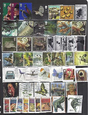 Gb 50 Off Paper Commemoratives From Recent Multi Issues