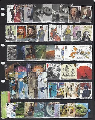Gb 100 Off Paper Recent Commemoratives With 20 High Values