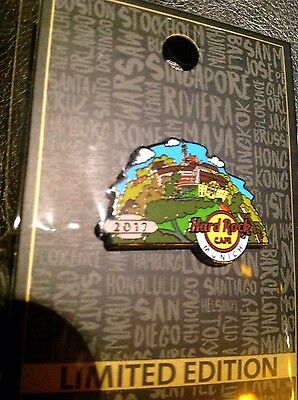HRC Hard Rock Cafe Munich - Kloster Andechs Pin 2017, LE 300