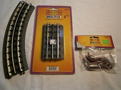 new MTH Real Trax Accessories 0 scale
