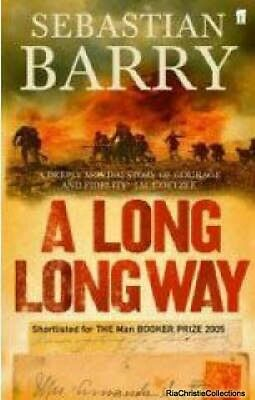 A Long Long Way Sebastian Barry Paperback New Book Free UK Delivery