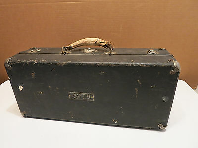 Vintage Martin Trumpet with Case Serial No.30545 - Must SEE!
